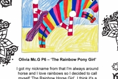 Olivia McGrory P6 Newfield