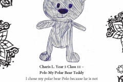 Charis L. Year 5 Class 11 St James Primary Part 1