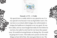Hannah A. P7S Tinto Primary