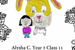 Alysha C. Year 5 Class 11 St James Primary Part 1