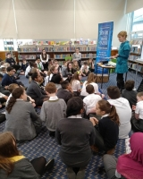 Pollockshaws Library (St Conval's Primary and Shawlands Primary)