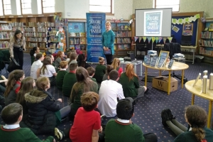 Riddrie Library (St Thomas' Primary)
